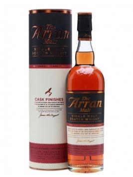Arran Amarone Cask Finish Island Single Malt Scotch Whisky