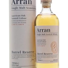 Arran Barrel Reserve Island Single Malt Scotch Whisky