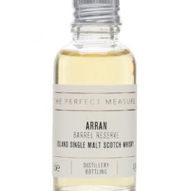 Arran Barrel Reserve Sample Island Single Malt Scotch Whisky
