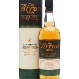 Arran Cask Finishes / Sauternes Island Single Malt Scotch Whisky
