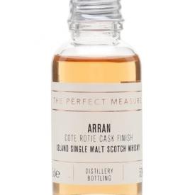 Arran Cote Rotie Cask Finish Sample Island Single Malt Scotch Whisky