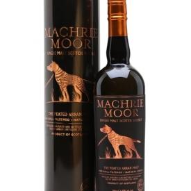 Arran Machrie Moor / Peated Island Single Malt Scotch Whisky