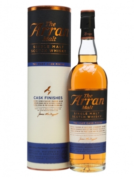 Arran Port Cask Finish Island Single Malt Scotch Whisky