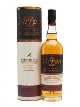 Arran Sherry Cask Finish Island Single Malt Scotch Whisky