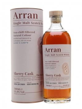 Arran Sherry Cask Island Single Malt Scotch Whisky
