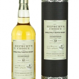 Auchentoshan 12 Year Old 2001 Hepburn's Choice