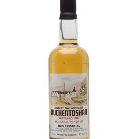 Auchentoshan 1966 / Bot.1980s Lowland Single Malt Scotch Whisky