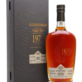 Auchentoshan 1973 / 32 Year Old / Sherry Cask Lowland Whisky