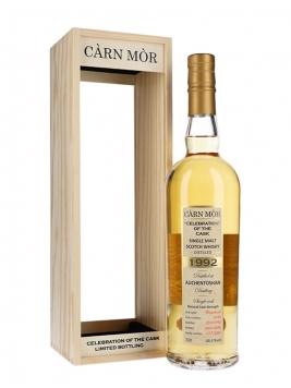 Auchentoshan 1992 / 27 Year Old / Carn Mor Lowland Whisky