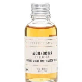 Auchentoshan 21 Year Old Sample Lowland Single Malt Scotch Whisky