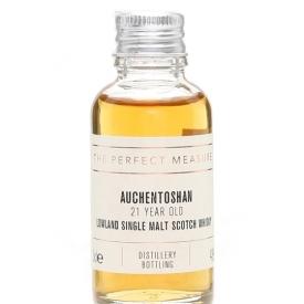 Auchentoshan 21 Year Old Sample Lowland Single Malt Scotch Whisky