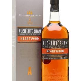 Auchentoshan Heartwood / Litre Lowland Single Malt Scotch Whisky