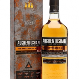 Auchentoshan The Bartender's Malt / Annual Edition 01 Lowland Whisky