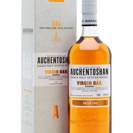 Auchentoshan Virgin Oak / Batch Two Lowland Single Malt Scotch Whisky