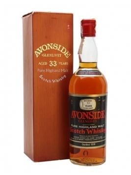 Avonside (Glenlivet) 1938 / 33 Year Old / Sherry Cask / G&M Speyside Whisky