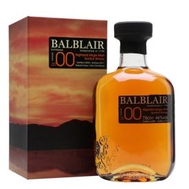 Balblair 2000 / 2nd Release Highland Single Malt Scotch Whisky