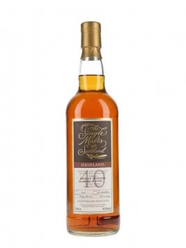Balblair 40 Year Old / SMoS Highland Single Malt Scotch Whisky