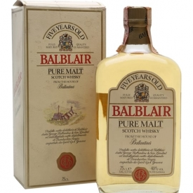 Balblair 5 Year Old / Bot.1980s Highland Single Malt Scotch Whisky