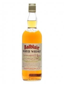 Balblair / Bot.1960s Highland Single Malt Scotch Whisky