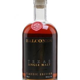 Balcones '1' Texas Single Malt