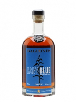 Balcones Baby Blue Corn Whisky Corn Whiskey