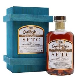 Ballechin 2008 / 11 Year Old / Sherry Cask Highland Whisky