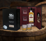 Ballykeefe Distillery First 7-Cask Whiskey Release. Single Pot Still – Cask Strength