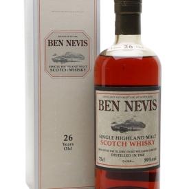 Ben Nevis 1966 / 26 Year Old Highland Single Malt Scotch Whisky