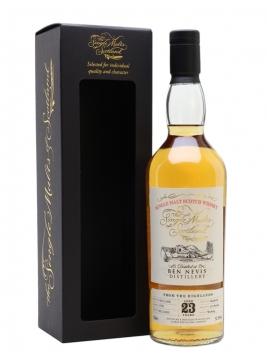 Ben Nevis 1996 / 23 Year Old / Single Malts of Scotland Highland Whisky