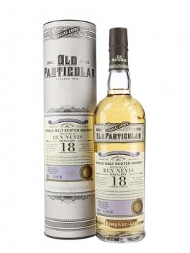 Ben Nevis 2001 / 18 Year Old / Old Particular Highland Whisky