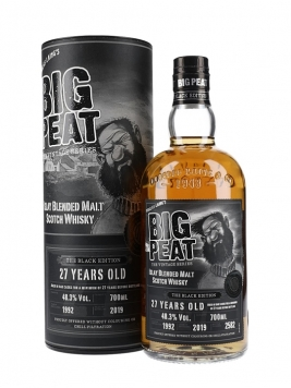 Big Peat 1992 / 27 Year Old / The Black Edition Islay Whisky