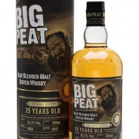 Big Peat 1992 Gold Edition / 25 Year Old Islay Whisky