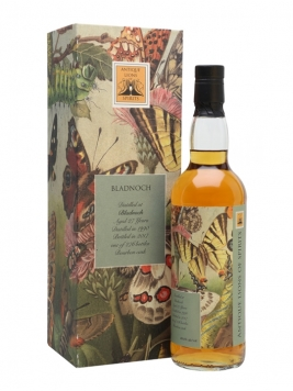 Bladnoch 1990 / 27 Year Old / Antique Lions of Spirits Lowland Whisky