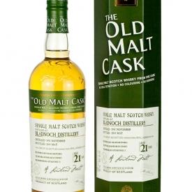 Bladnoch 21 Year Old 1992 Old Malt Cask