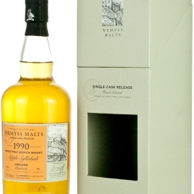Bladnoch 26 Year Old 1990 Apple Syllabub Wemyss