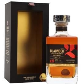 Bladnoch Adela 15 Year Old / Sherry Cask Lowland Whisky