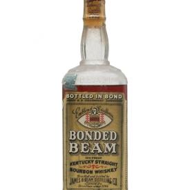 Bonded Beam / Bot.1943 Kentucky Straight Bourbon Whiskey