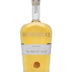Boondocks 11 Year Old American Whiskey