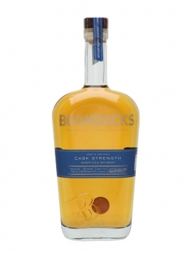 Boondocks 11 Year Old / Cask Strength American Whiskey