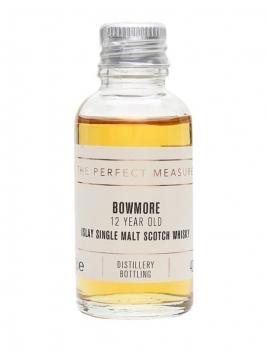 Bowmore 12 Year Old Sample Islay Single Malt Scotch Whisky