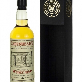 Bowmore 15 Year Old 2003 Campbeltown 2018 Release Cadenhead's