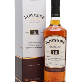 Bowmore 18 Year Old Islay Single Malt Scotch Whisky