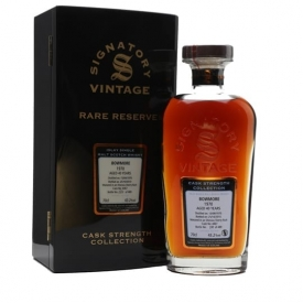 Bowmore 1970 / 40 Year Old / Signatory Islay Single Malt Scotch Whisky