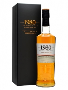 Bowmore 1980 / 30 Year Old / Queen's Visit to Distillery Islay Whisky