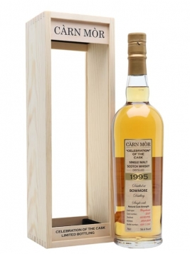 Bowmore 1995 / 25 Year Old /Carn Mor Celebration of the Cask Islay Whisky