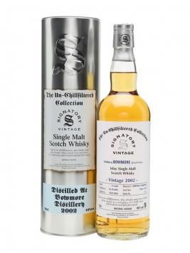 Bowmore 2002 / 13 Year Old / Signatory Islay Single Malt Scotch Whisky