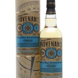 Bowmore 2013 / 5 Year Old / Provenance Islay Single Malt Scotch Whisky