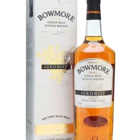 Bowmore Gold Reef / Litre Islay Single Malt Scotch Whisky