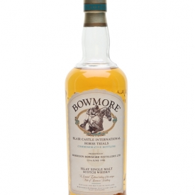 Bowmore Horse Trials 1996 Islay Single Malt Scotch Whisky