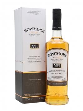 Bowmore No.1 Islay Single Malt Scotch Whisky